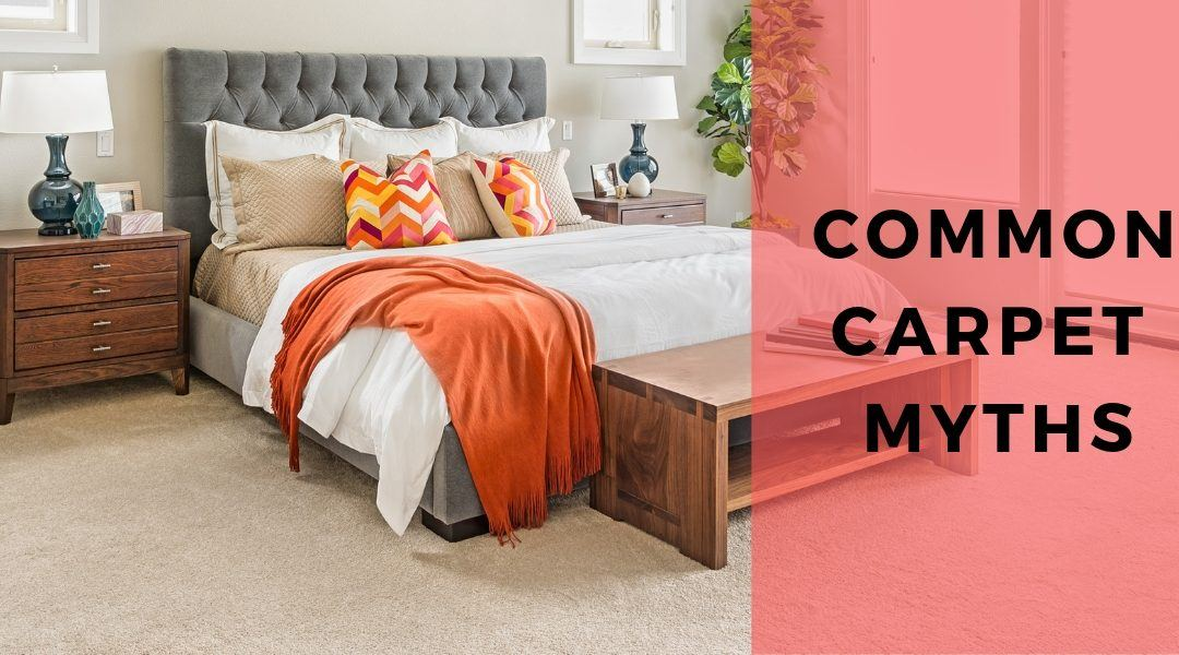 Common Carpet Myths