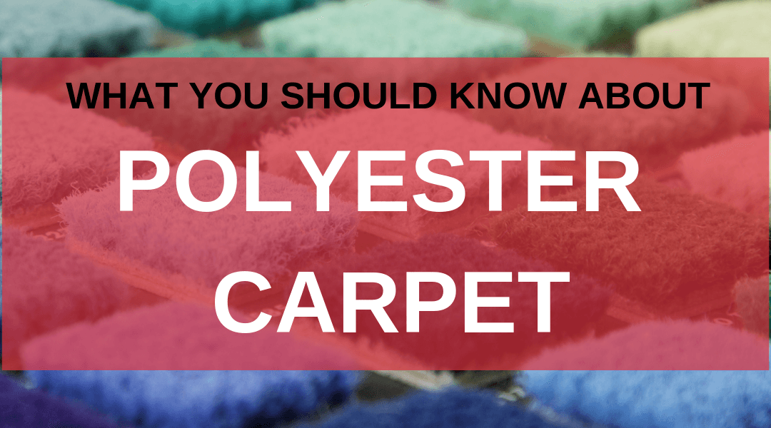 What You Should Know About Polyester Carpet