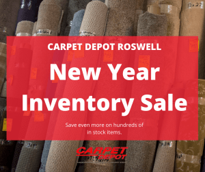 New Year Inventory Sale